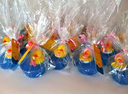 Diy Baby Shower Party Favors - baby shower duck soap favors
