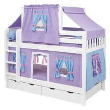 Doll House Bunk Bed Blueprints For The Dollhouse Bunk Bed Twin Over Full Tradewinds