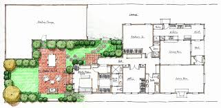 spanish style homes with interior courtyards spanish small style house plans with plus houses courtyards center