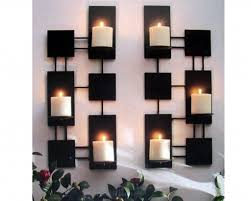 wall candle holders modern wall decor pinterest wall candle