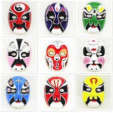 masquerade masks wholesale aliexpress buy 30pcs ethnic beijing opera party mask