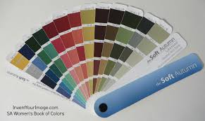 soft autumn book of colors invent your image