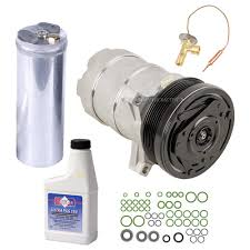 isuzu vehicross a c compressor and components kit from discount ac