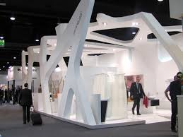 exhibition stand design visual marketing and business promotion through exhibition designs