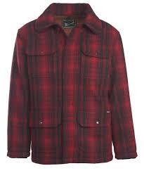 men s classic wool field coat a woolrich heritage jacket