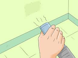 Removing Mold From Bathroom Ceiling 2 Easy Ways To Remove Mold From Drywall Wikihow
