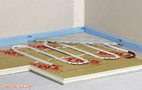 si e chauffant isolant de plancher chauffant chauffage elec