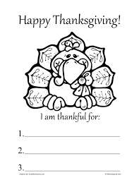 free thanksgiving worksheets for first graders