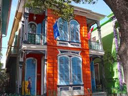 new orleans colorful houses la belle esplanade bed and breakfast good photo subjects in new