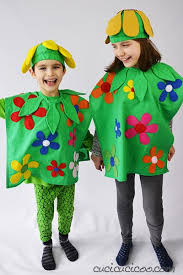 prato fiorito trucchi nuovo cartamodello costume prato fiorito per bimbi adulti