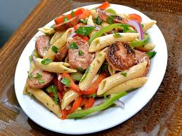 cold pasta dish cajun pasta salad budget bytes
