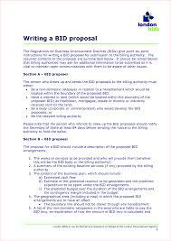 bid proposal example eid card template printable loose leaf