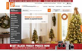 home depot las vegas black friday evaluating top retailer u0027s site search