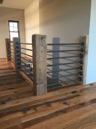 Metal Stair Rails And Banisters Best 25 Railing Ideas Ideas On Pinterest Hunting Cabin Decor