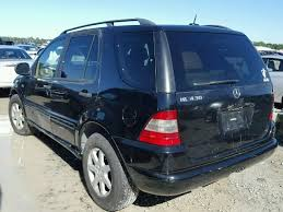 2000 mercedes ml430 2000 mercedes ml430 for sale at copart wilmer tx lot 41122706
