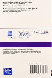 menu marketing and management national restaurant association