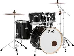 black friday drum set pearl export exx 8 piece double bass drum set with hardware