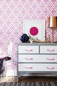 Home Wallpaper Decor 151 Best Color Pink Home Decor Images On Pinterest Room