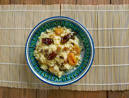 cuisine mauritanienne couscous de plat de la mauritanie photo stock image 66732098