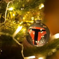 star wars bundle of 24 christmas tree ornaments baubles merchoid