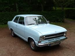 1968 opel kadett gefahren 1968 69 opel kadett b limousine u2013 motor inside com