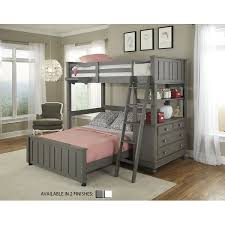 How To Make A Loft Bed With Desk Underneath by 25 Best Double Loft Beds Ideas On Pinterest Twin Beds For Boys
