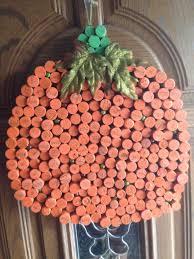 wine cork pumpkin u2026 odds u0026 ends pinterest cork wine and