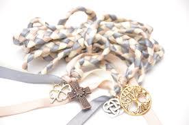 fasting cords 4 charm celtic wedding fasting binding cord divinity braid
