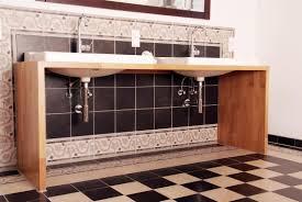badezimmer unterschrank hängend hängender hochglanz waschtisch sagunis in weiß wohnen de within