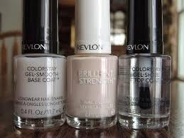 brittany u0027s secret review revlon colorstay gel smooth base coat