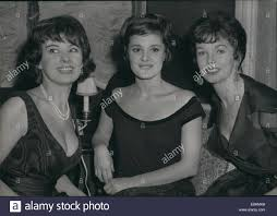 jan 1 1960 the three pretty stars of the film u0027 u0027l u0027ile du bout