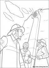bolt coloring pages coloring book