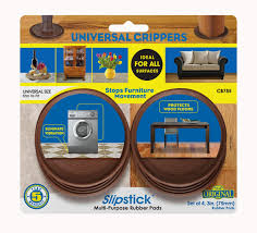 Hardwood Floor Furniture Grippers by Floor Trader Hardwood Set Of 4 Small Bed Glide Gripper Cups