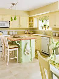 Kitchen Closet Ideas Kitchen Fascinating Yellow Kitchen Cabinets Ideas Yellow Kitchen