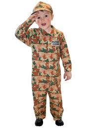 child army boy costume 996281 fancy dress ball
