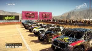 baja truck racing dirt 2 truck race at baja youtube