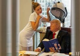 Vanity Fair Reading Wall Street Is Having A Trump Freak Out Vanity Fair
