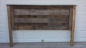 rustic headboards for king size beds 4039