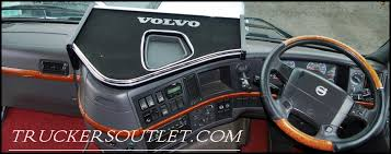 volvo truck parts uk volvo 2002 2008 dashboard table www truckers shop com