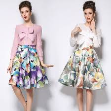 aliexpress com buy free shipping 2015 retro hepburn floral print