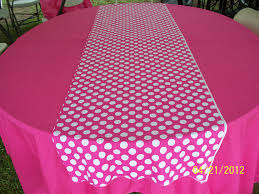 pink round table covers 80 pink round table cloth and 12 x 44