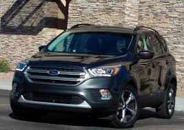 ford escape 2017 ford escape se the daily drive consumer guide