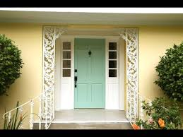 How To Paint An Exterior Door How To Paint A Front Door