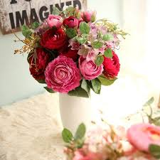 bouquets for wedding cammitever ranunculus asiaticus lepech hydrangea artificial