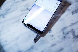samsung galaxy note 8 first look gear patrol