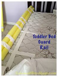 Transitioning To Toddler Bed Stickers U0026 Glitter Diy Toddler Bed Rails Baby Most Helpful