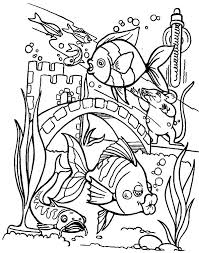 gold fish kissing coloring pages gold fish kissing coloring pages