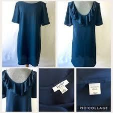tucker for target tunic navy blue dress