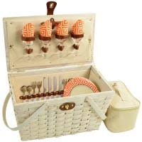 picnic basket for 4 four person picnic baskets picnic baskets for 4 picnic world