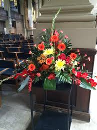 Church Flower Arrangements 676 Best Flowers For Church Images On Pinterest Flower